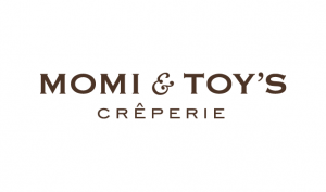 MOMI&TOY'Sロゴ